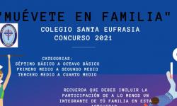 Concurso Muévete en Familia